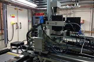 Synchrotron experiment will help to improve gallium arsenide sensors