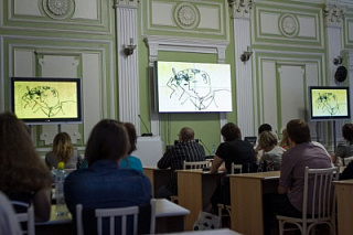 TSU held a presentation of a book and film about Joseph Brodsky
